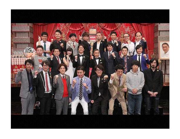 「THE MANZAI 2014~年間最強漫才師トーナメント!~」の動画