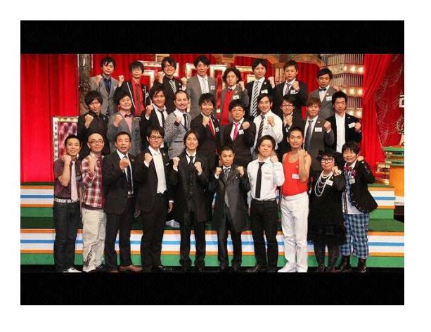 「THE MANZAI 2011~年間最強漫才師決定トーナメント!~」の動画