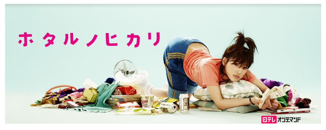 ドラマ「ホタルノヒカリ」の動画(1話~10話<最終回>)情報