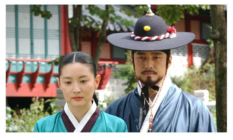 韓国ドラマ「宮廷女官チャングムの誓い」の動画情報
