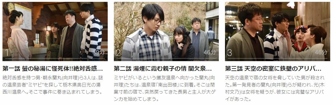 「神の舌を持つ男」のドラマ動画(1話~10話<最終回>)