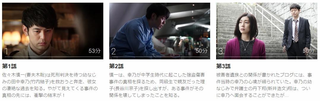 デイズ ドラマ イノセント