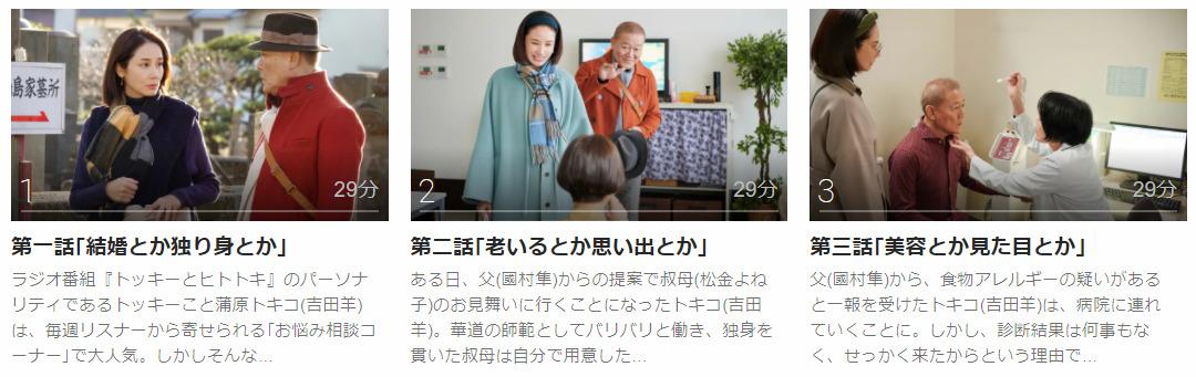「生きるとか死ぬとか父親とか」のドラマ動画(1話~)