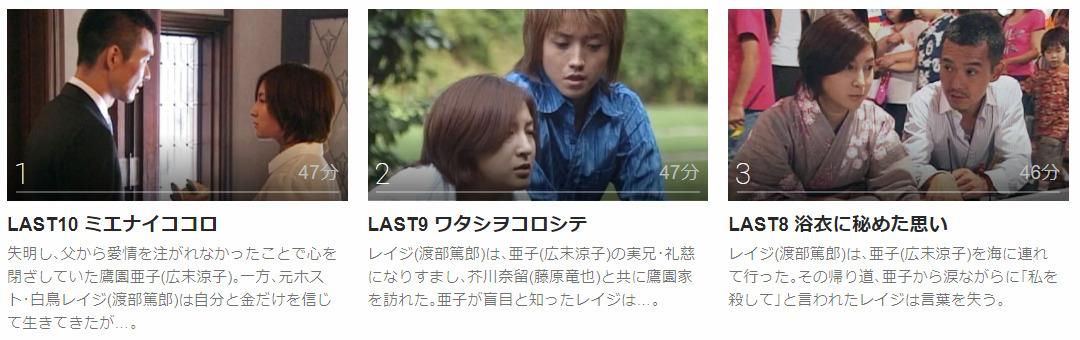 「愛なんていらねえよ、夏」のドラマ動画(1話~10話<最終回>)